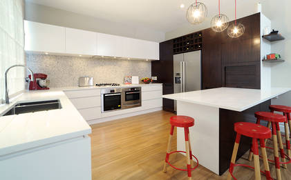 Ponsonby Kitchen: Light Adds Space