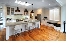 Devonport Kitchen: Villa Solution
