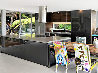THUMB kitchen neo design custom renovation auckland modern