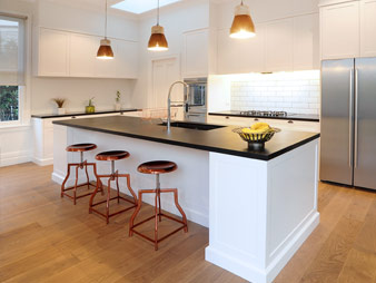 Elegant Devonport kitchen renovation