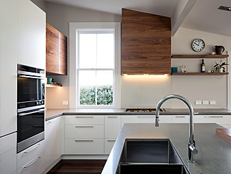 THUMB Kitchen Neo Design custom renovation Devonport Villa Modern Designer Auckland
