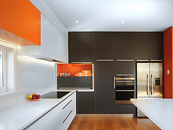 THUMB KItchen-neo-design-modern-dark-cabinets-orange-lacquer-MtAlbert