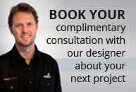 Free consultation with our designer joinery