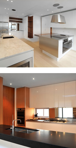 Designer Kitchen Bathroom Joinery Projects Neo Design North Shore Auckland