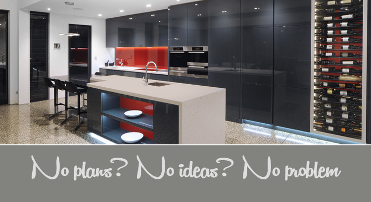 Making Your New Kitchen