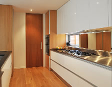 Neo Design custom kitchen renovation Auckland