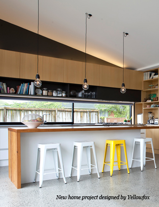Experienced kitchen bathroom designers yellow fox auckland Kitchen design shops auckland